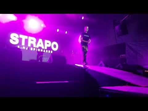 STRAPO live HIP HOP ŽIJE 2018