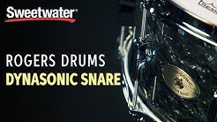 Rogers Drums Dyna-Sonic Snare Drum Review