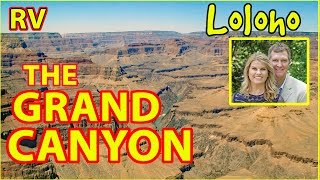 RV Camping at the Grand Canyon