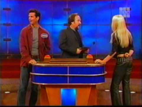 Family Feud - Playboy Playmates vs. Bachelors Special (part 1)
