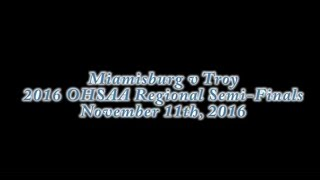Miamisburg v Troy Playoff Recap