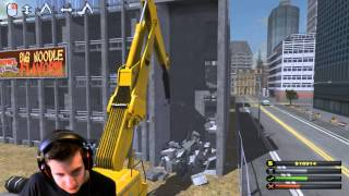Demolition company ► Let's Play Česky ► #02 ► Terrorist ► synecek11