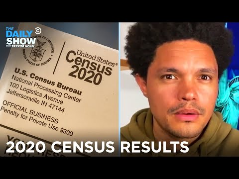 2020 Census Results: Low Population Growth & A House Seat Sh