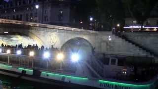Notre Dame - Petit Pont - Pont au Double - Pont Saint Michel
