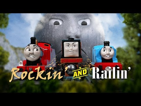 Boulder on the Loose! | Rockin' & Railin' #2 | Thomas & Friends
