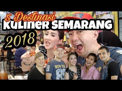 5 KULINER SEMARANG HITS Enak Murah 2018 - Vlog Myfunfoodiary