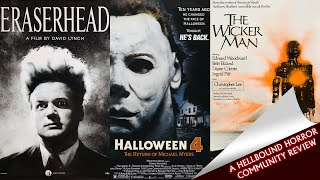 Wicker Man/Halloween 4/Eraserhead - Garrett R.C. Knowles & Alex Akira's Hellbound Community Reviews