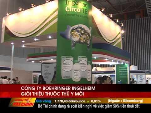 BOEHRINGER INGELHEIM TẠI VIETSTOCK 2012