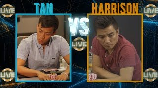 Nit Roll Of The Century? Harrison Tanks With Top Set ♠ Live at the Bike!