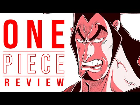 100% Blind ONE PIECE Review (Part 24): The Wano Arc (Act 3)