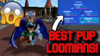 *BEST* LOOMIANS FOR PVP! Roblox Loomian Legacy