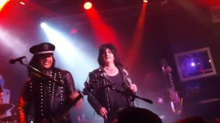 LA Guns Sex Action live The Whiskey