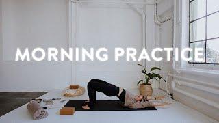 • R I S E  &  S H I N E •  | Yoga with Nina