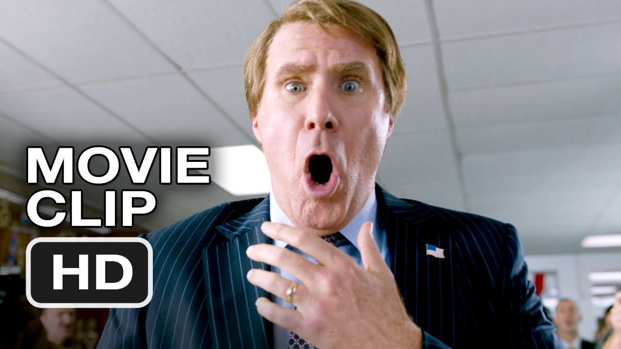 The Campaign Movie CLIP -Punching the Baby (2012) - Will ...