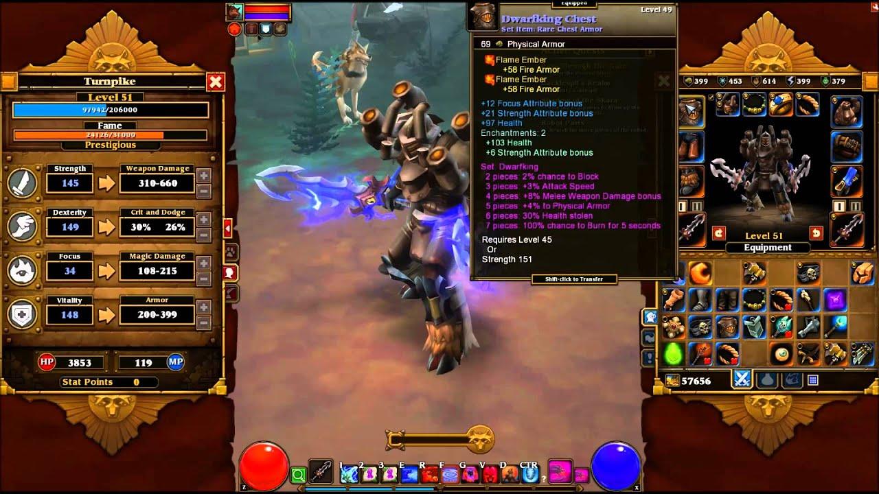Turnpike Torchlight 2 Berserker Vs Vyrax Act3 Elite Sc