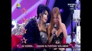 LİNET   İsyan  Bülent Ersoy Show   Halil Sezai 2017 Video