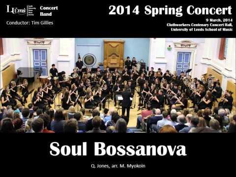 LUUMS Concert Band 2014 Spring Concert
