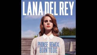 LANA DEL REY-BLUE JEANS (PHONSE remix)