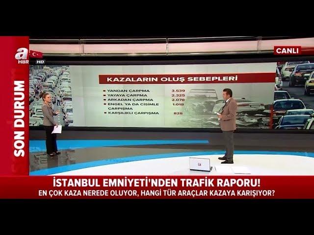 İşte İstanbul'un trafik röntgeni!