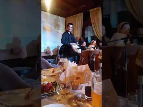 HAMDAM XAYRULLAEV Solo Na Djembo. Сочи ресторан Восточный квартал