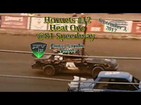 Hornets #15, Heat, 81 Speedway, 2017