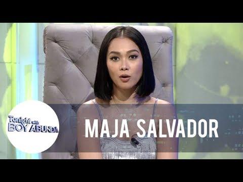 TWBA: Maja Salvador deals with her bashers
