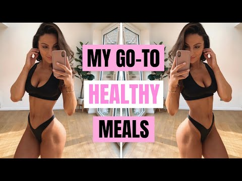 What I Eat In a Day My Go-to Meals! | EP. 7 60 DAY CHALLENGE