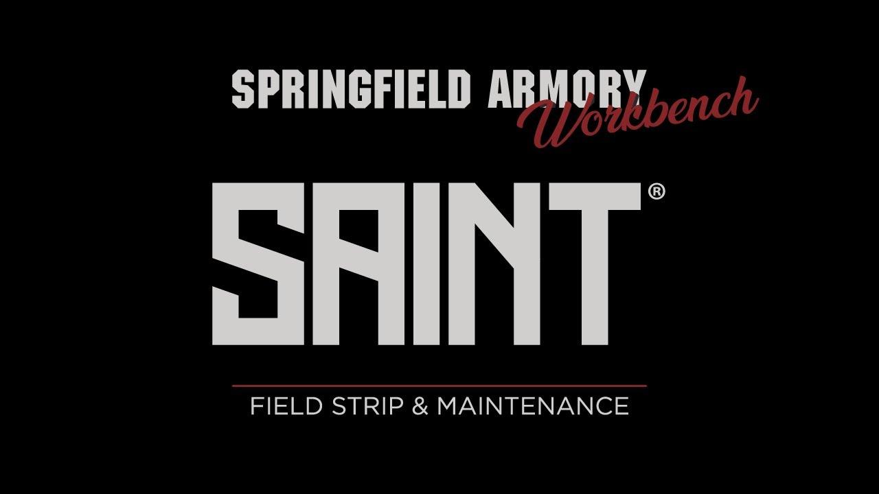 Springfield Armory® Workbench: Saint