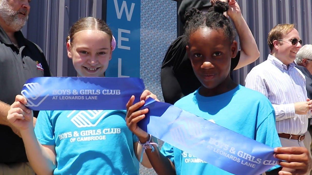 BGCMB Debuts First Boys & Girls Club on Maryland's Eastern Shore