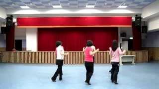Give it a Go Linedance-Taiwan 放手一博