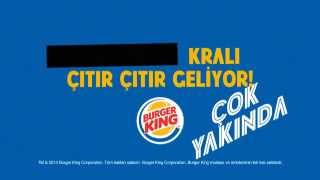 Burger King® Kralını Yapar!