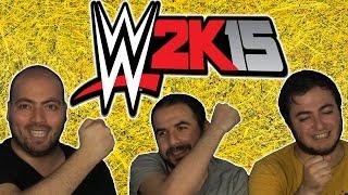 vuclip El Kızartma Cezalı WWE 2K15