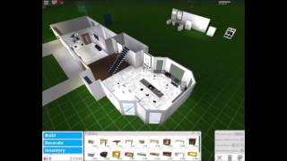Roblox: Welcome to Bloxburg | Family Home Speedbuild | Sydney xo