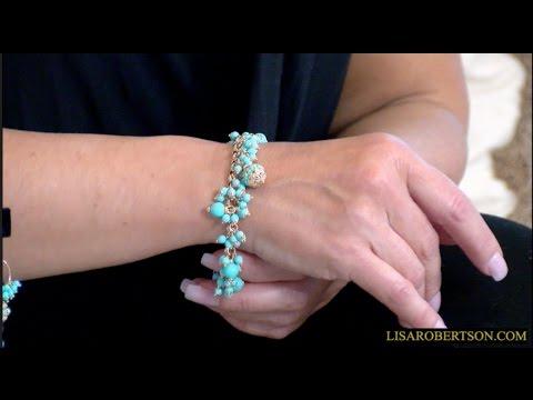 Florentine Charm Bracelet