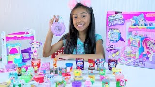 Unboxing Mainan Anak Shopkins Lil Secrets & Shopkins Mini Packs Season 10