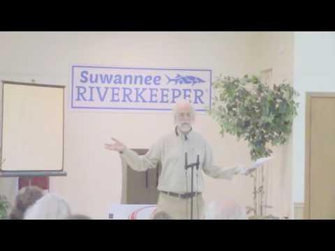 Help the sun rise on Florida --John S. Quarterman, Suwannee Riverkeeper