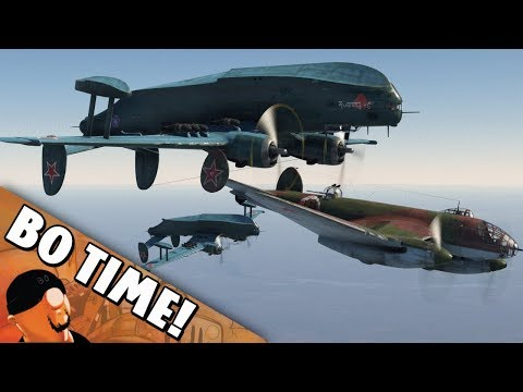 """War Thunder – Be-6 """"I Can't Aviate With Tears In My Eyes!"""""""