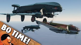 War Thunder - Be-6 I Cant Aviate With Tears In My Eyes!