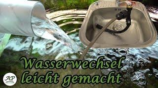 Wasserwechsel im Aquarium mit JBL Aqua In-Out - So wird der Teilwasserwechsel durchgeführt!