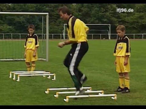 Coordination Training for Youth Soccer