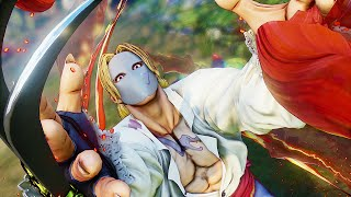 Street Fighter V: Vega Reveal Trailer