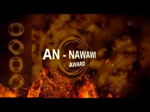 opening AN NAWAWI award 2016