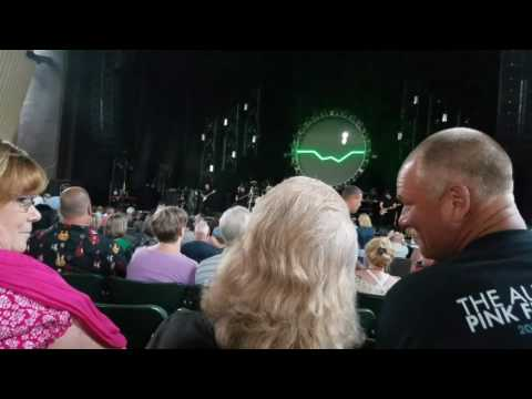 Australian Pink Floyd Show 7/29/17: Intro - Saratoga Springs, NY SPAC