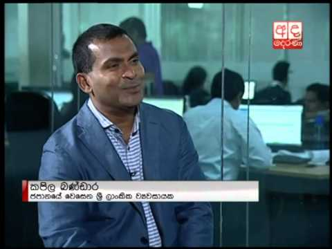Courageous Sri Lankan youth's rise as entrepreneur in Japan-Video Interview
