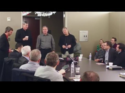 Mike Bickle & Allen Hood @ IHOPKC Hosting Russian Speaking Leaders @ OneThings Desember 2015