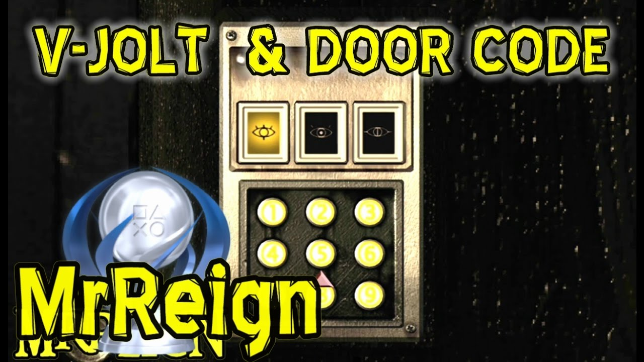 sc 1 st  YouTube & Resident Evil HD Remaster - HOW TO MAKE V-JOLT - DOOR CODE - YouTube