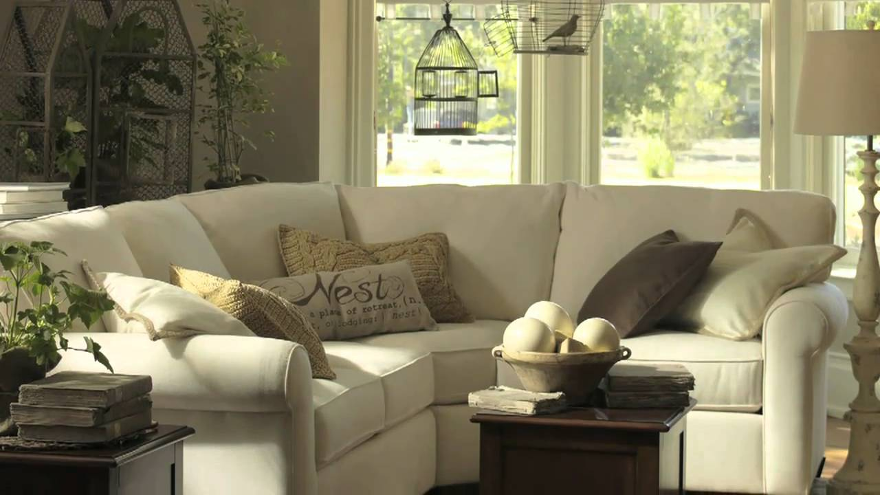 Pottery Barn Living Room Accent Chairs