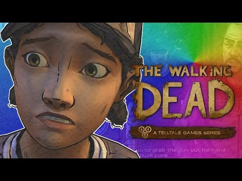 She Got Attacked Again - The Walking Dead S02E01 Part 5 - All That Remains
