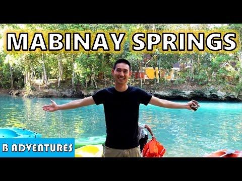 Mabinay Springs, Andrews Dinner, Negros Oriental, Philippines S2 Ep8