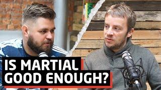 Is Martial Good Enough?   Håland Incoming...   Daniel Taylor   Warm Down